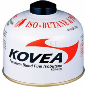 Баллон газовый Кovea 230 г, код KGF-0230