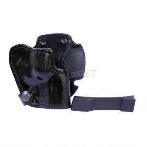 Кобура Front Line LKC для револьвера 2″. Материал — Kydex/кожа/замша, код 2370.22.52