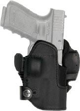 Кобура Front Line KNGxxSR с замком для Glock 17/22/31. Материал — Kydex, код 2370.22.64