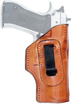 Кобура Front Line FL32 для Glock 19/23/32. Материал — кожа, код 2370.22.72