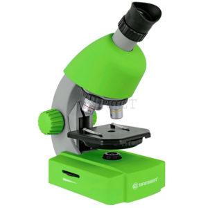 Микроскоп Bresser Junior 40x-640x Green, код 923040