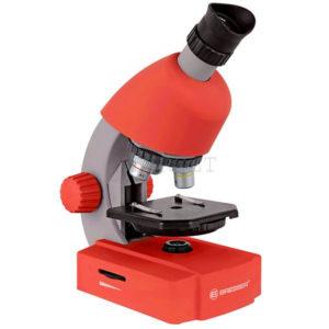 Микроскоп Bresser Junior 40x-640x Red, код 923031