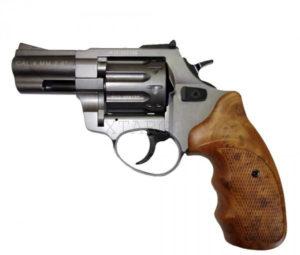 """Револьвер флобера STALKER Titanium 4 мм 2.5"""" корич. рук., код 3880.00.07"""