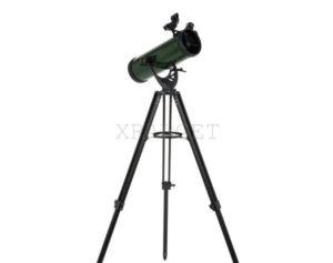 Телескоп Celestron ExploraScope 114 AZ, рефлектор Ньютона, код 22103
