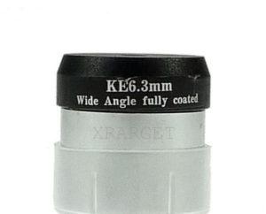 """Окуляр Arsenal Kellner 6,3 мм, 50°, 1,25"""", код 2221 AR"""