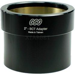"""Адаптер GSO 2"""" для телескопов системы Шмидт-Кассегрен, код FF147"""