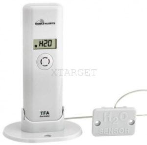 Датчик температуры/влажности TFA WeatherHub, проводной детектор воды, код 30330502