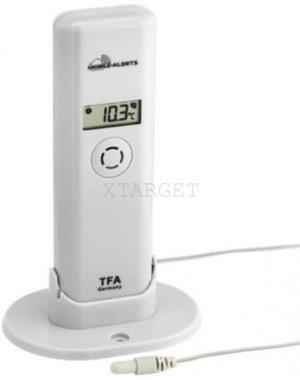 Датчик температуры/влажности TFA WeatherHub, проводной сенсор, код 30330402