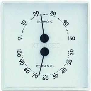 Термогигрометр TFA, пластик, 101x32x101 мм, код 45201002