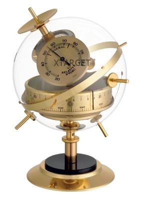 """Метеостанция TFA """"Sputnik"""" Gold, d=125 мм, 200 мм, код 20204752"""