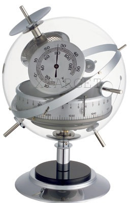 """Метеостанция TFA """"Sputnik"""", d=125 мм, 200 мм, код 20204754"""