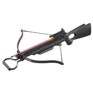 Арбалет Man Kung MK-150A3B, Рекурсивный, винтовочного типа, пластик. приклад ц:черный, код 100.00.42
