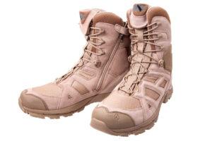 Ботинки тактические HAIX Black Eagle Athletic 11 Hight Sidezipper Desert, размер  – 40, код 320002