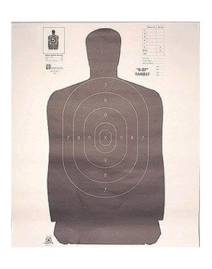 Мишень пистолетная Hoppe's, код B27B