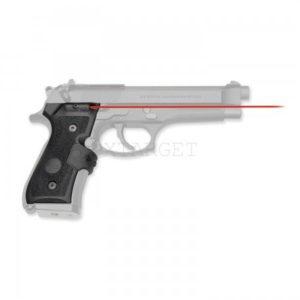 Целеуказатель лазерный Crimson Trace LG-402M на рукоять, красн., для BERETTA 92/96/M9, код 2412.00.03