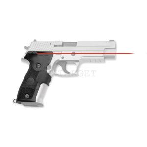 Целеуказатель лазерный Crimson Trace LG-426 на рукоять для SIG SAUER P226. Красный, код 2412.00.04