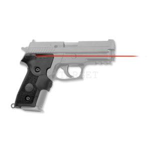 Целеуказатель лазерный Crimson Trace LG-429 на рукоять для SIG SAUER P229. Красный, код 2412.00.05