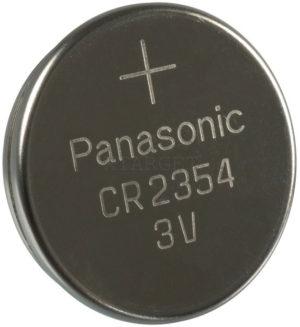 Батарея Panasonic CR 2354 BLI 1 LITHIUM, код 3992.00.30