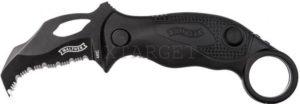 Нож Walther KDK, 440 C, код 5,0764