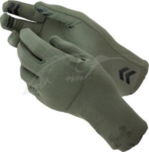 Перчатки Under Armour CGI Tactical Gloves. Размер — L. Цвет — Marine OD Green, код 2797.00.70