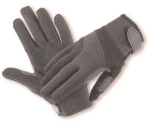Shooting стрелковые перчатки Edge, цвет Black , р.L, код 1060