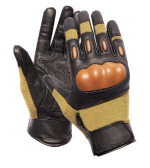 Act-Fast тактические перчатки Edge, Nomex, цвет Tan/Brown, р.L, код 4141