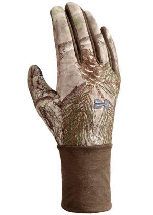 Ветронепроницаемые перчатки Hillman, фотокамуфляж 3DX, р.L, код 905