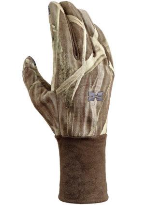 Ветронепроницаемые перчатки Hillman, фотокамуфляж Wings , р.XL, код 905