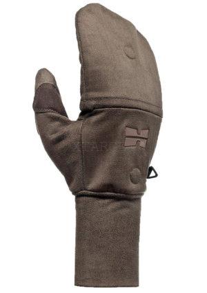 Ветронепроницаемые перчатки с отворотом Hillman, цвет OAK, р.ХХХL, код 906