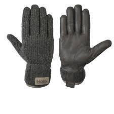 Двухслойные утепленные перчатки HOLIK ELSA, р.10, код 8345
