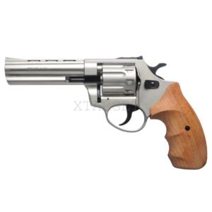 Револьвер флобера Profi 4.5″ сатин/бук 4мм, код 20319