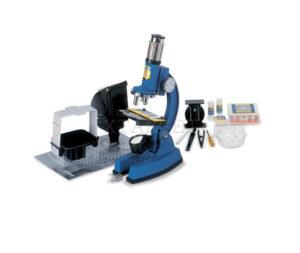 Микроскоп KonuScience 1200x (100-1200 крат, ахромат), код 775996