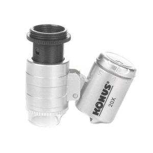 Микроскоп для смартфона KONUS KONUSCLIP-2 20x, код 3711