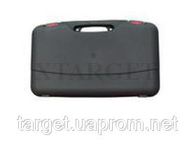 Кейс Mega line 50x30x8.5 пластиковый, черный,кодовый замок, код 1425.00.93