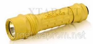 Фонарь Ledwave C-3 Camo желтый, код 1608.01.24