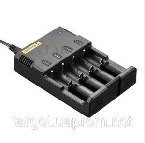 Заряднок устройство Nitecore I4 charger with/a, код 2370.15.71