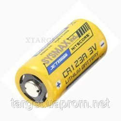 Батарея JETBeam CR 123, код 2370.15.44