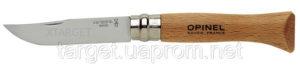Нож Opinel 6 VRI, код 204.00.12