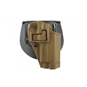 Кобура BLACKHAWK SERP CQC для Glock 17/22 /31 полимерная ц:песочный, код 1649.11.81