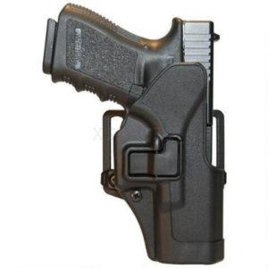 Кобура BLACKHAWK SERP CQC Concealment для Glock 19/23/32/36 полимерная ц:черный, код 1649.13.03