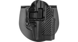 Кобура BLACKHAWK SERP CQC для Glock 26/27/33 полимерная ц:черный, код 1649.12.91