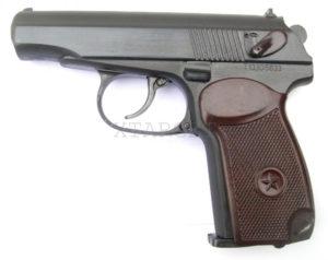 Пистолет Флобера СЕМ ПМФ-1, 4 мм, код 1662.00.65