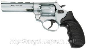 Револьвер Флобера Ekol Viper 4,5» Chrome, код
