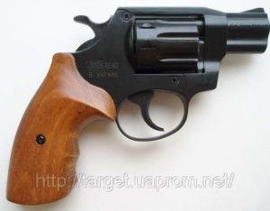 Револьвер под патрон Флобер Сафари РФ 420 бук, код