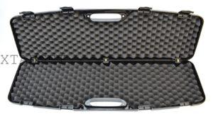 Кейс Mega line 97x25x10 пластиковый, черный, клипсы, код 1425.00.82