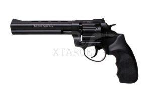 Револьвер флобера STALKER 4 мм 6″ черн. рук., код 3880.00.39