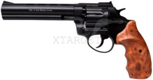 Револьвер флобера STALKER 4 мм 6″ коричн. рук., код 3880.00.41