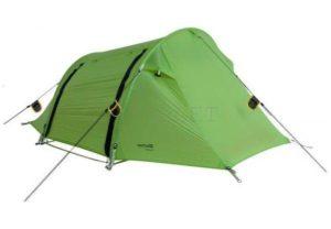 Палатка Wechsel Aurora 1 Zero-G (Pear) + коврик High Peak Tulsa 183x47x6.5cm (Dark Grey) 1 шт, код 923794