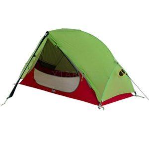 Палатка Wechsel Scout 1 Zero-G (Pear) + коврик High Peak Tulsa 183x47x6.5cm 1 шт, код 923790