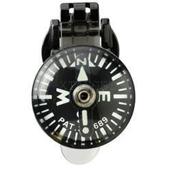 Компас Vixen Clip Oil Compass (made in japan), код 42028